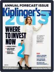 Kiplinger's Personal Finance (Digital) Subscription November 21st, 2012 Issue