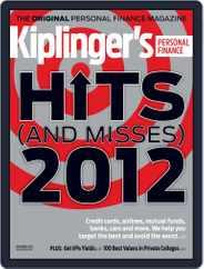 Kiplinger's Personal Finance (Digital) Subscription October 24th, 2012 Issue
