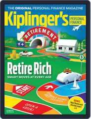 Kiplinger's Personal Finance (Digital) Subscription August 23rd, 2012 Issue