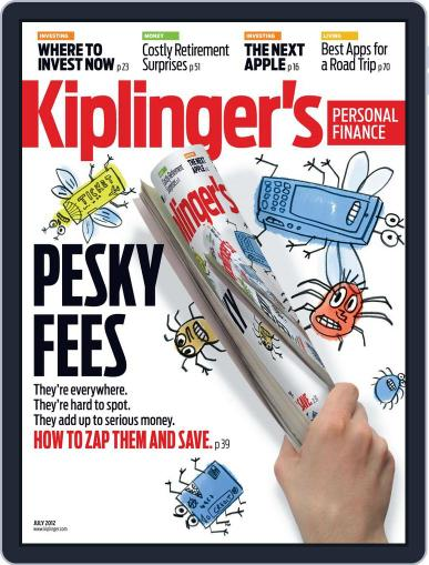 Kiplinger's Personal Finance (Digital) May 23rd, 2012 Issue Cover