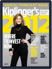 Kiplinger's Personal Finance (Digital) Subscription November 23rd, 2011 Issue