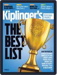 Kiplinger's Personal Finance (Digital) Subscription October 25th, 2011 Issue