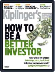 Kiplinger's Personal Finance (Digital) Subscription September 30th, 2011 Issue