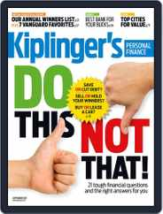 Kiplinger's Personal Finance (Digital) Subscription July 26th, 2011 Issue