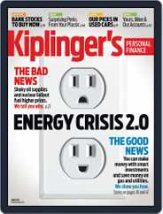 Kiplinger's Personal Finance (Digital) Subscription April 28th, 2011 Issue