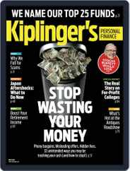 Kiplinger's Personal Finance (Digital) Subscription March 29th, 2011 Issue