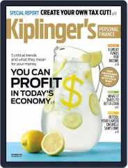 Kiplinger's Personal Finance (Digital) Subscription October 4th, 2010 Issue