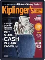 Kiplinger's Personal Finance (Digital) Subscription July 30th, 2010 Issue