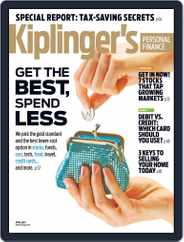 Kiplinger's Personal Finance (Digital) Subscription March 4th, 2010 Issue