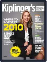 Kiplinger's Personal Finance (Digital) Subscription December 2nd, 2009 Issue