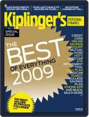 Kiplinger's Personal Finance (Digital) Subscription October 30th, 2009 Issue