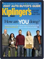 Kiplinger's Personal Finance (Digital) Subscription November 2nd, 2006 Issue