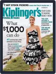 Kiplinger's Personal Finance (Digital) Subscription May 31st, 2006 Issue