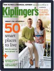 Kiplinger's Personal Finance (Digital) Subscription May 4th, 2006 Issue