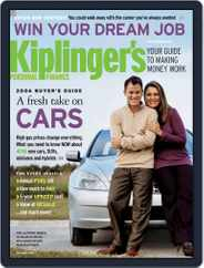 Kiplinger's Personal Finance (Digital) Subscription November 21st, 2005 Issue