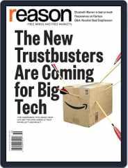 Reason (Digital) Subscription October 1st, 2019 Issue