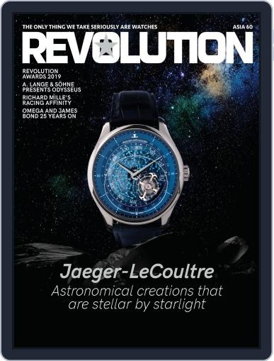 REVOLUTION Digital January 10th, 2020 Issue Cover