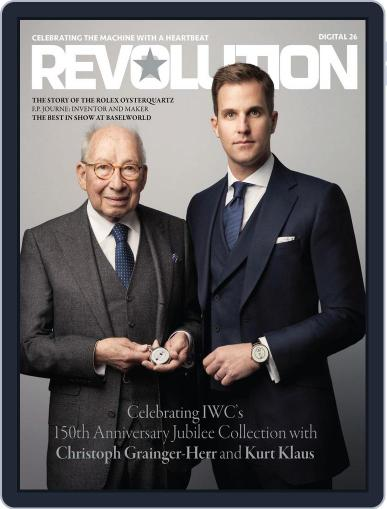 REVOLUTION Digital July 1st, 2018 Issue Cover