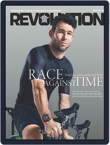 REVOLUTION Digital December 15th, 2017 Issue Cover