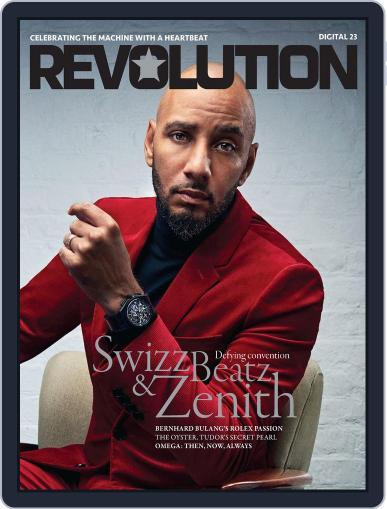 REVOLUTION Digital September 8th, 2017 Issue Cover