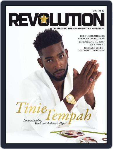REVOLUTION Digital January 1st, 2017 Issue Cover