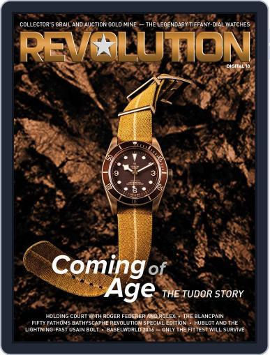 REVOLUTION Digital June 22nd, 2016 Issue Cover