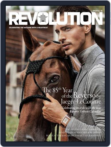 REVOLUTION Digital March 23rd, 2016 Issue Cover