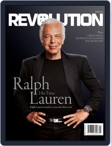 REVOLUTION Digital October 27th, 2015 Issue Cover