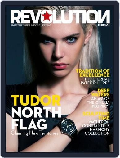 REVOLUTION Digital July 3rd, 2015 Issue Cover