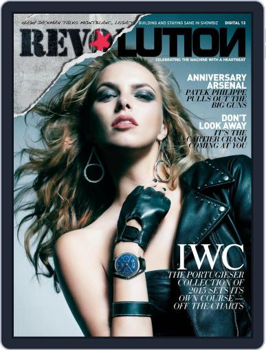 REVOLUTION Digital March 30th, 2015 Issue Cover