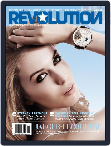 REVOLUTION Digital January 13th, 2015 Issue Cover