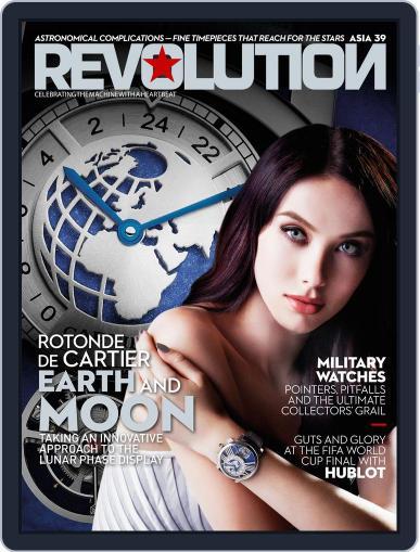 REVOLUTION Digital September 30th, 2014 Issue Cover