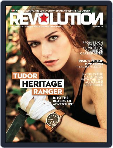 REVOLUTION Digital July 10th, 2014 Issue Cover