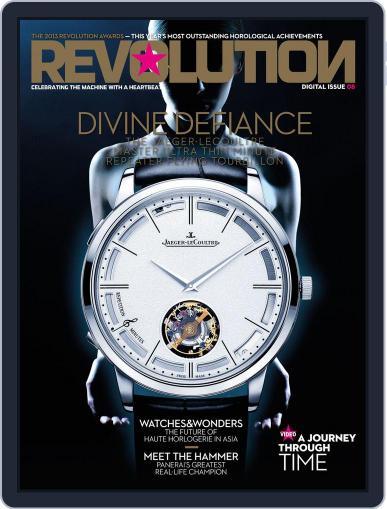 REVOLUTION Digital January 21st, 2014 Issue Cover