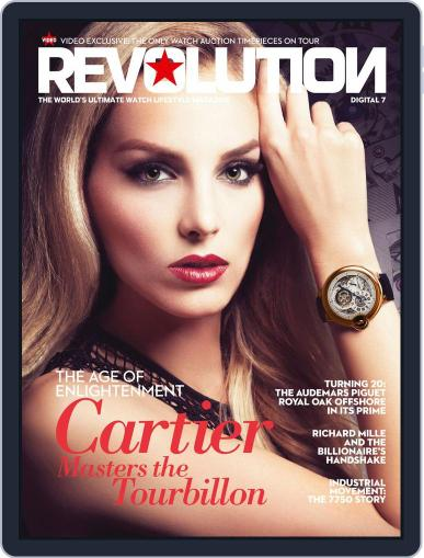 REVOLUTION Digital October 11th, 2013 Issue Cover