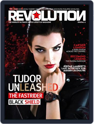 REVOLUTION Digital August 12th, 2013 Issue Cover