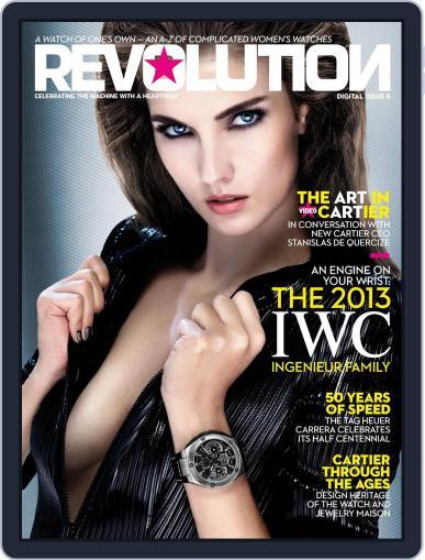 REVOLUTION Digital April 19th, 2013 Issue Cover