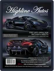 Highline Autos (Digital) Subscription June 1st, 2020 Issue