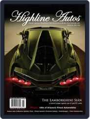 Highline Autos (Digital) Subscription October 1st, 2019 Issue