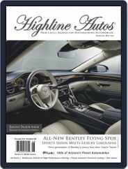 Highline Autos (Digital) Subscription July 1st, 2019 Issue