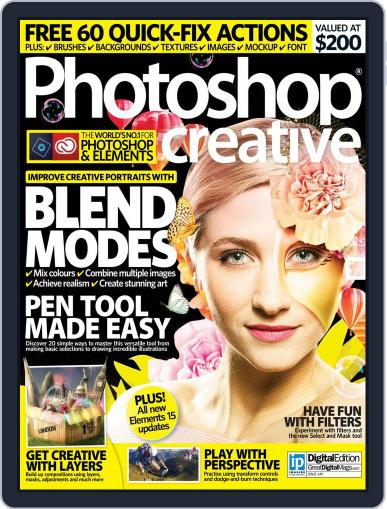 Photoshop Creative December 1st, 2016 Digital Back Issue Cover