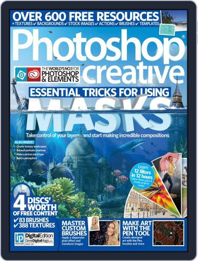 Photoshop Creative February 28th, 2015 Digital Back Issue Cover
