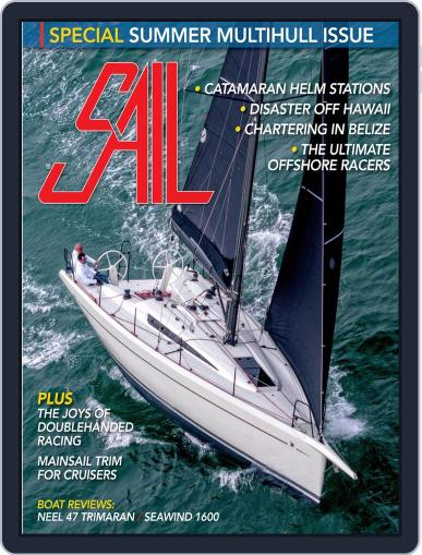 SAIL (Digital) June 1st, 2020 Issue Cover