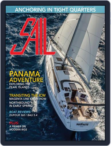 SAIL (Digital) April 1st, 2020 Issue Cover