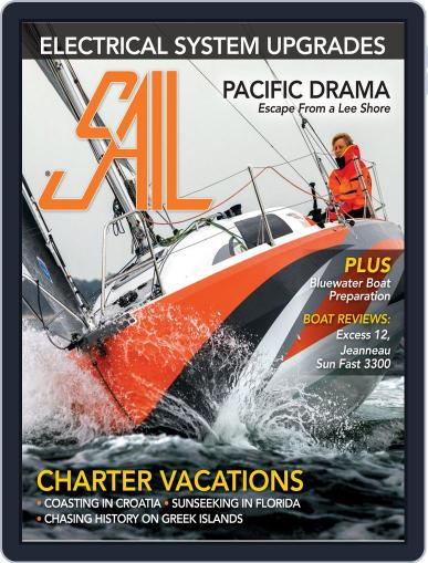 SAIL (Digital) March 1st, 2020 Issue Cover