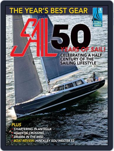 SAIL (Digital) February 1st, 2020 Issue Cover