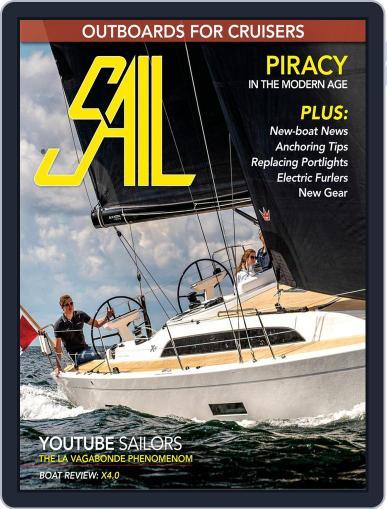 SAIL (Digital) November 1st, 2019 Issue Cover