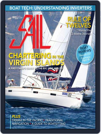SAIL (Digital) October 1st, 2019 Issue Cover