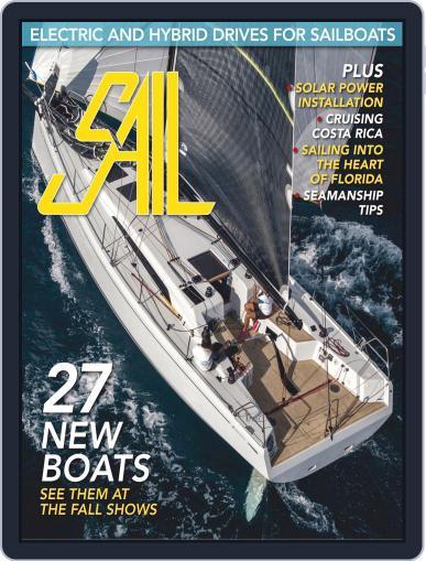 SAIL (Digital) September 1st, 2019 Issue Cover