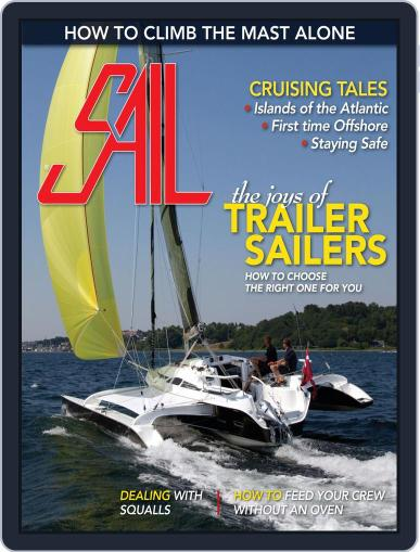 SAIL (Digital) August 1st, 2019 Issue Cover